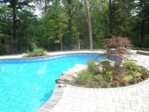 Pool Decking Options Middleton MA