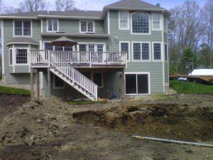 Pool Excavation West Newbury, MA