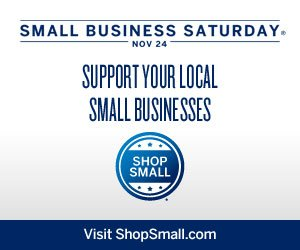 Small Business Saturday Amesbury Massachusetts