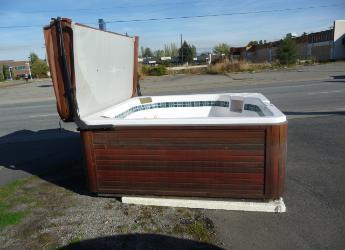 used hot tub cragslist