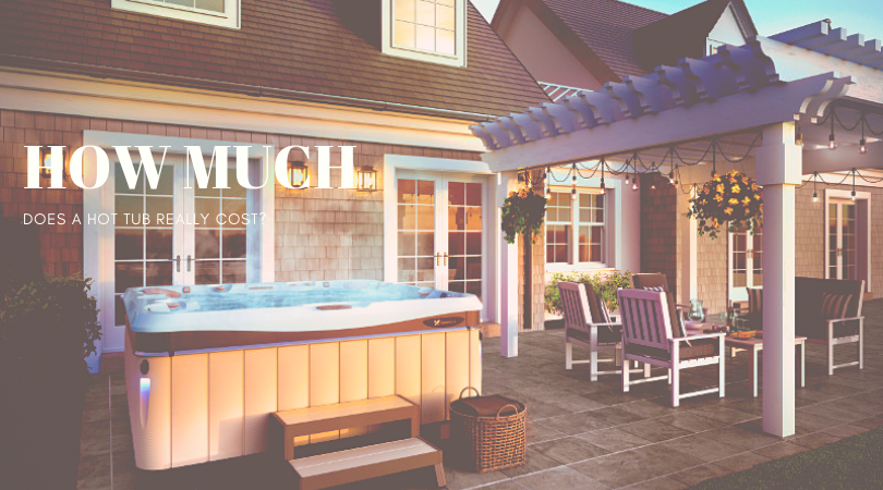 How much does a hot tub cost